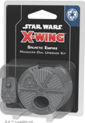 Star Wars: X-Wing - Galactic Empire Maneuver Dial Upgrade Kit (druga edycja)