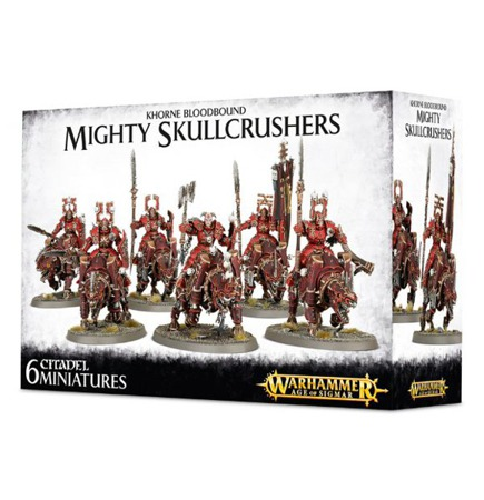 Khorne Bloodbound: Mighty Skullcrushers