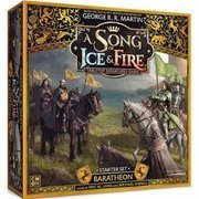 A Song of Ice And Fire - Baratheon Starter Set - ENG