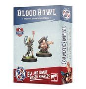 Blood Bowl - Elf and Dwarf Biased Referees