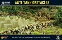 Bolt Action - Anti-Tank Obstacles
