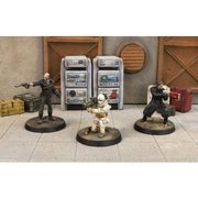 Fallout Wasteland Warfare - Institute - Covert Operations - ENG