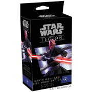 Star Wars Legion - Darth Maul and Sith Probe Droids Operative Expansion