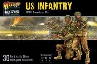 US Infantry - World War II American GIs