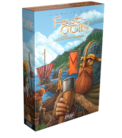 A Feast for Odin: The Norwegians - ENG