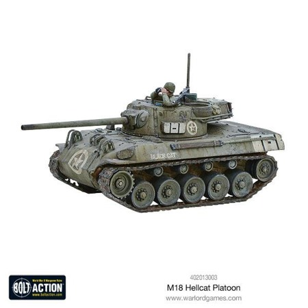 Bolt Action - Hellcat (plastic)