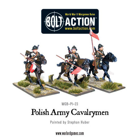 Bolt Action - Polish Army Cavalrymen