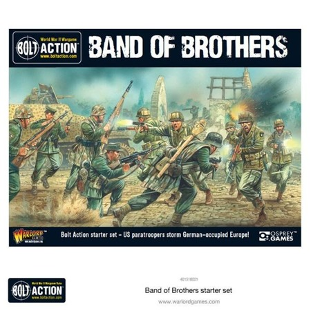 "Bolt Action ed. 2 - ""Band of Brothers"" Starter Set"