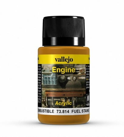 Engine Effects - Fuel Stains