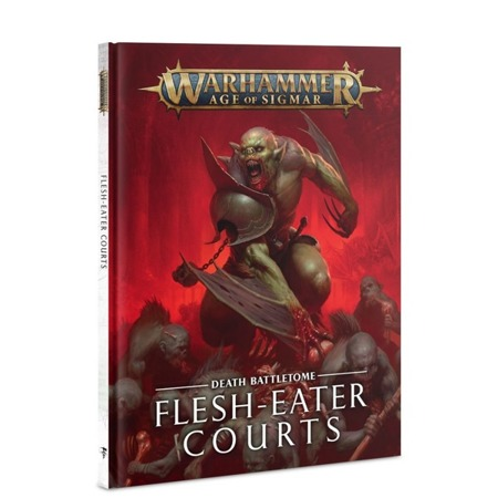 Flesh Eater Courts: Battletome