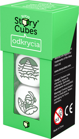 Story Cubes - Odkrycia