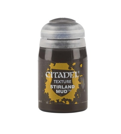 Texture: Stirland Mud 24ml