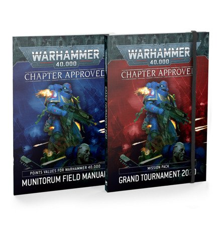 WH40K: Chapter Approved 2020